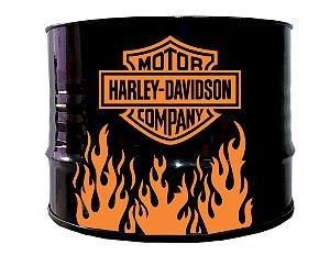 Mesa de Centro - Tema Harley Davidson 4