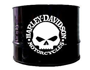 Mesa de Centro - Tema Harley Davidson 5