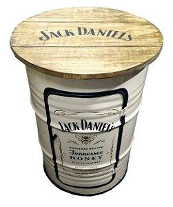 Tambor Barzinho Com Luz de Led - Jack Daniel's Honey 2