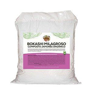 Bokashi Milagroso do Jardineiro Amador 1kg