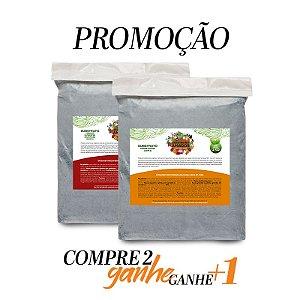 Combo Compre 3 Substratos Fertilizantes e Pague Dois