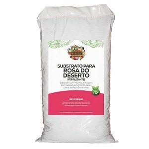 Substrato Para Plantar Rosa Do Deserto do Jardineiro Amador 1kg