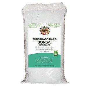 Substrato Para Plantar Bonsai do Jardineiro Amador 1kg