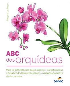 Livro ABC das Orquídeas