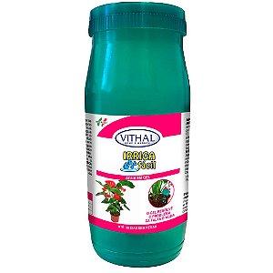 Água fertilizante em gel vithal do Jardineiro Amador