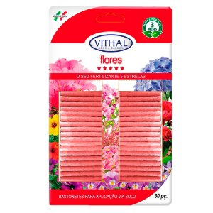 Bastonetes Fertilizantes para Flores
