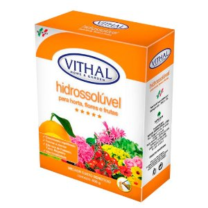 Fertilizante Hidrossolúvel -  400g