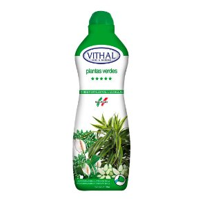 Fertilizante Liquido para Plantas Verdes 1 L Vithal do Jardineiro Amador