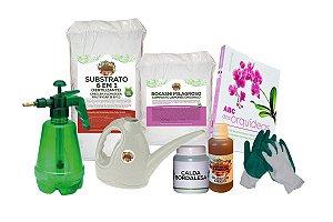 Kit para Plantar Orquídeas