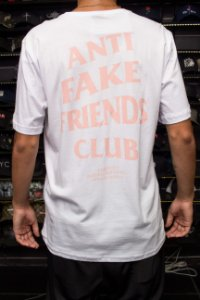 Camisa Chronic Anti Fake Frineds Club