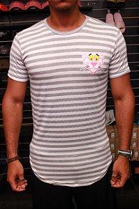Camisa Pantera Cor de Rosa