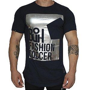 Camiseta Buh Foil Square