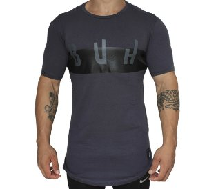 Camiseta Buh Half Cotton