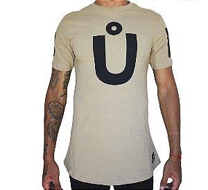 Camiseta Buh Manga Curta Maxi Letters