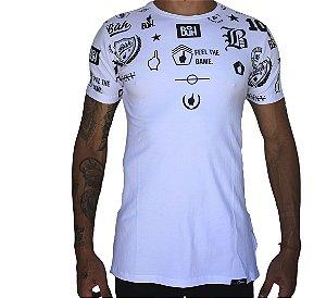 Camiseta Buh Logos