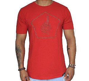 Camiseta Buh Strass