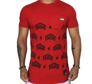 CAMISETA BUH POCKET PLATE