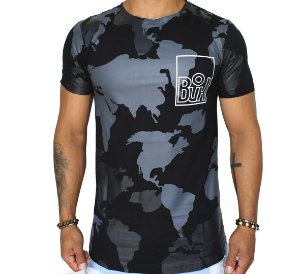 CAMISETA BUH CAMO WORLD