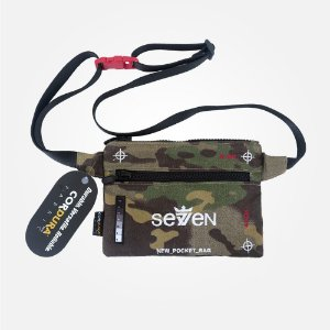 POCKET SEVEN BAG CAMO