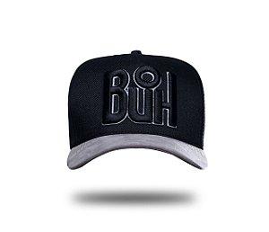 Boné Buh TBT Black & Grey