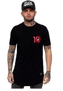 Camiseta Buh Dupla de Ataque Black