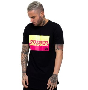 Camiset Buh Soccer Color Black
