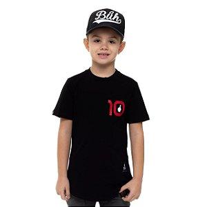 Camiseta Buh Kids 10 Dupla Atack
