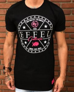 CAMISETA EFFEL STAR CITIES LIMITED EDITION