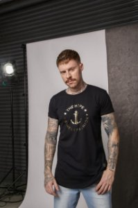 CAMISETA THE HOPE GOLDEN ANCHOR