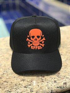 Boné Effel Death Skull