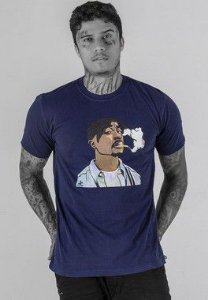 Camiseta Jottae 2 Pac Smoke
