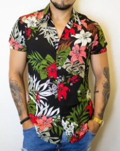 Camisa USA LEGEND FLORAL