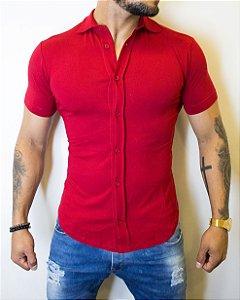 Camisa kreta Vermelha
