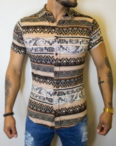 Camisa Kreta Estampa II