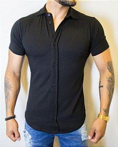 Camisa Kreta Black