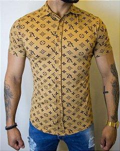 Camisa Kreta Estampa III