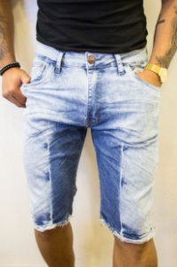BERMUDA CITY DENIM OCEAN DENSITY