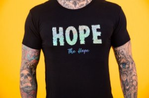 CAMISETA THE HOPE HOPEFU