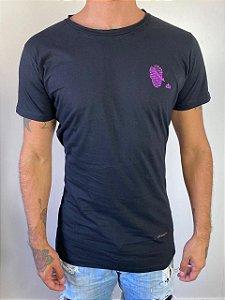Camiseta Kreta Psychedelic Skull