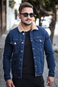 Jaqueta Effel Jeans Shee Caramelo