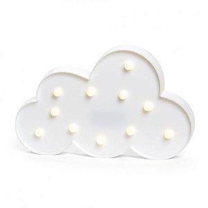 Luminária de Led Nuvem Branca