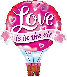 Balão O Amor Está no Ar - 01 unidade