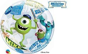 Balão Bubble Universidade Monstros  - 01 unidade