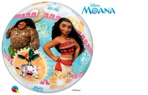 Balão Bubble Moana - 01 unidade