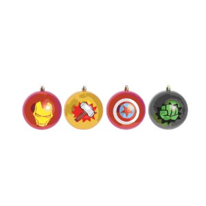 Bola de Natal Disney - Os Vingadores