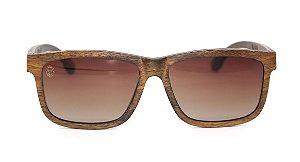 Óculos de Sol de Madeira Colosismo