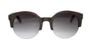 Óculos de Sol de Bambu Lolla Grey II
