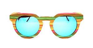 Óculos de Sol de Bambu Sun Yee