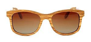Óculos de Sol de Madeira Semion