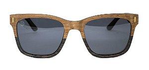 Óculos de Sol de Madeira Arnold